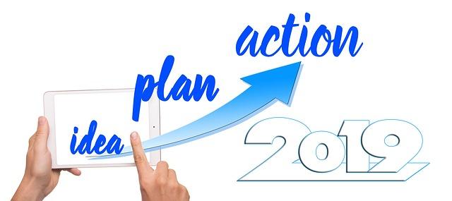 idea - plan - acción