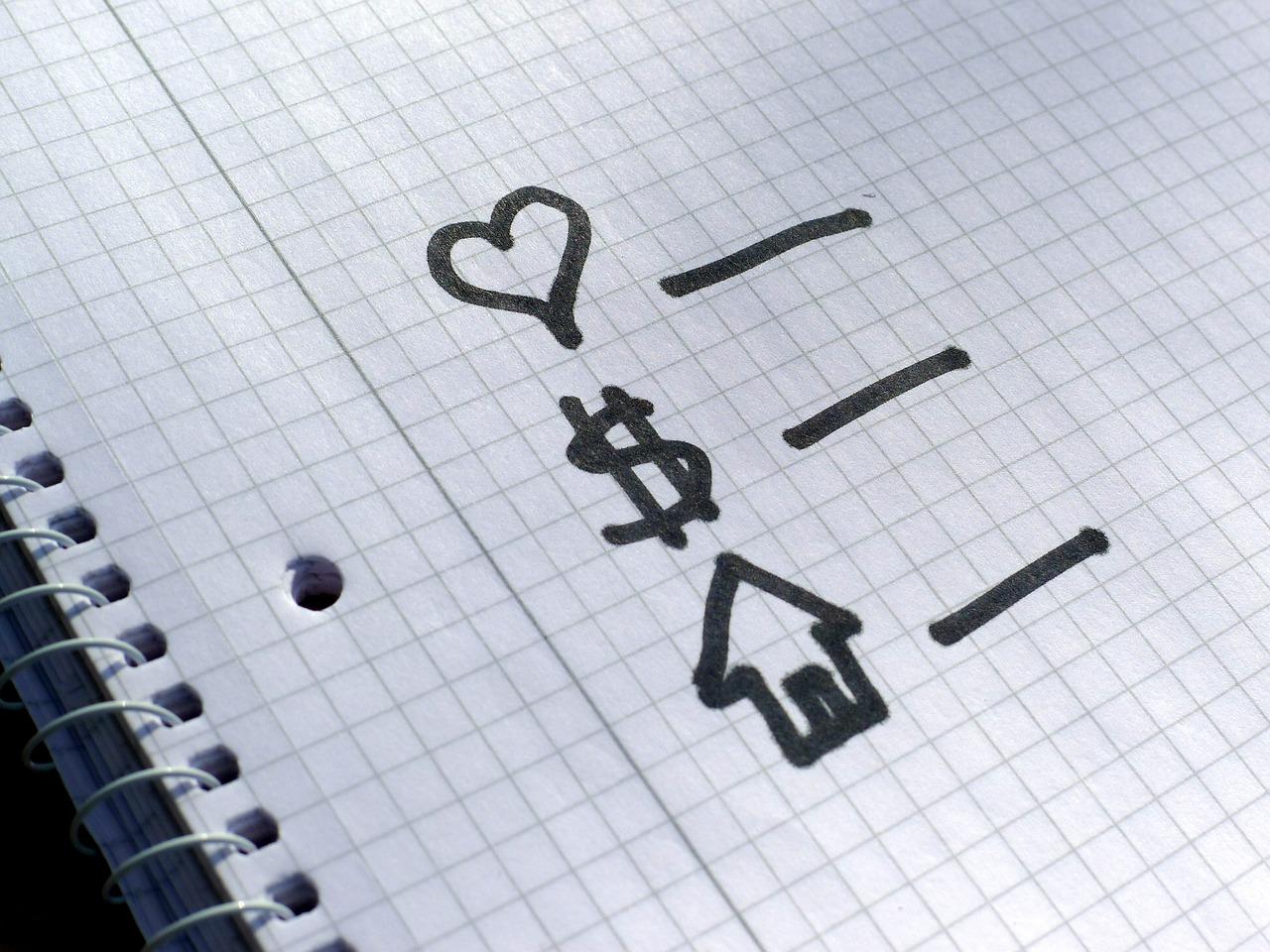 Ten claras tus prioridades - primero de los tips para ahorrar