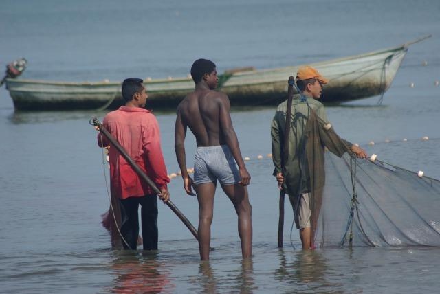 La vida en el Caribe Chapín