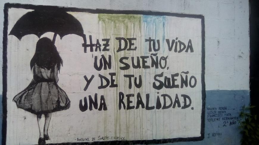 Haz de tu vida un sueño y de tu sueño una realidad