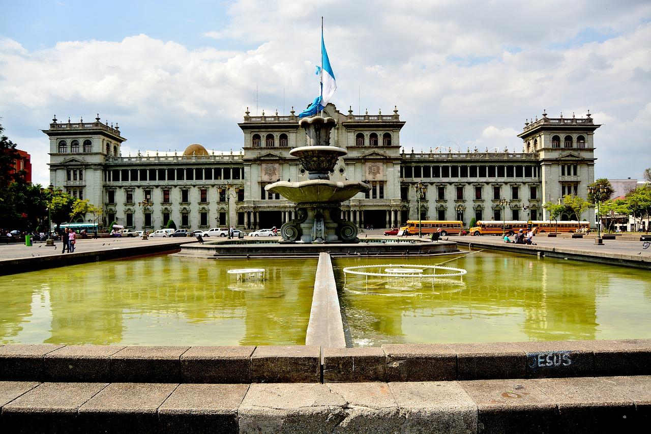 Centro de la Ciudad de Guatemala