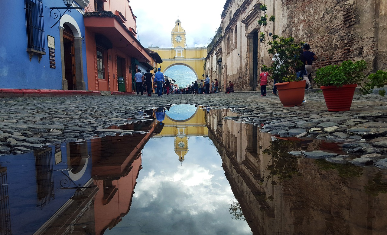 Fotografía de Antigua Guatemala