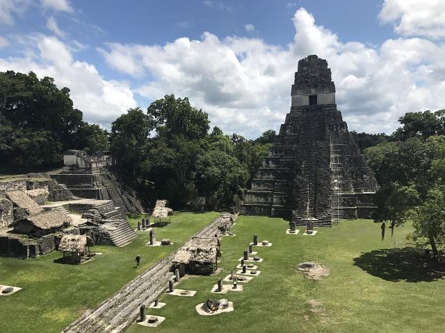 Mi zona arqueológica maya favorita
