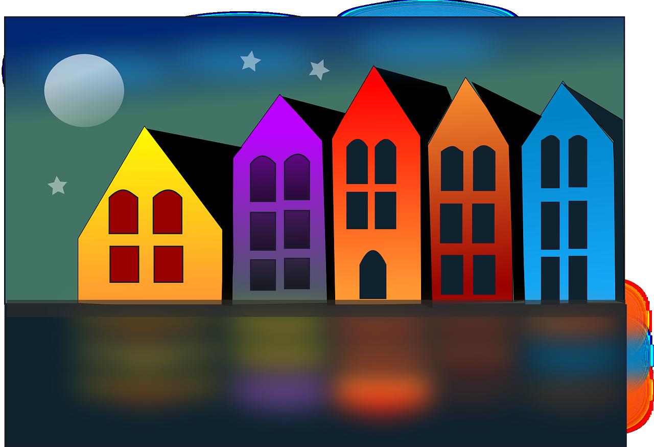 casas para alojamiento