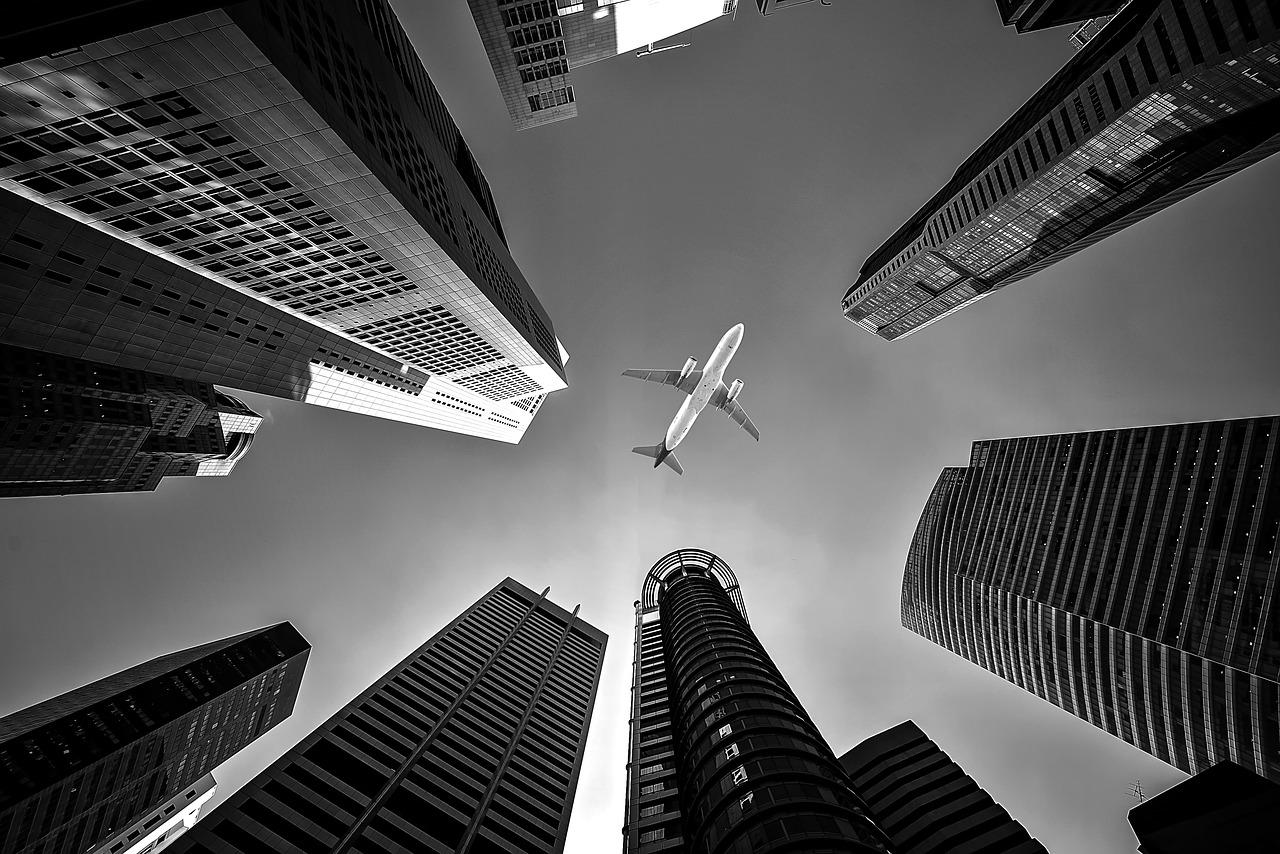 Los vuelos se llevan gran cantidad del presupuesto en tus viajes por el mundo