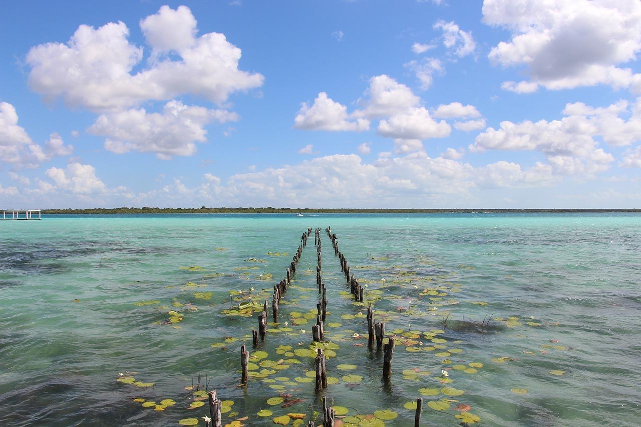 Bacalar, pueblo mágico (laguna de los 7 colores) - consejos para viajar a méxico