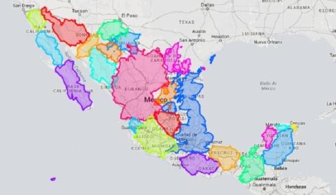 Comparación de México con algunos países europeos