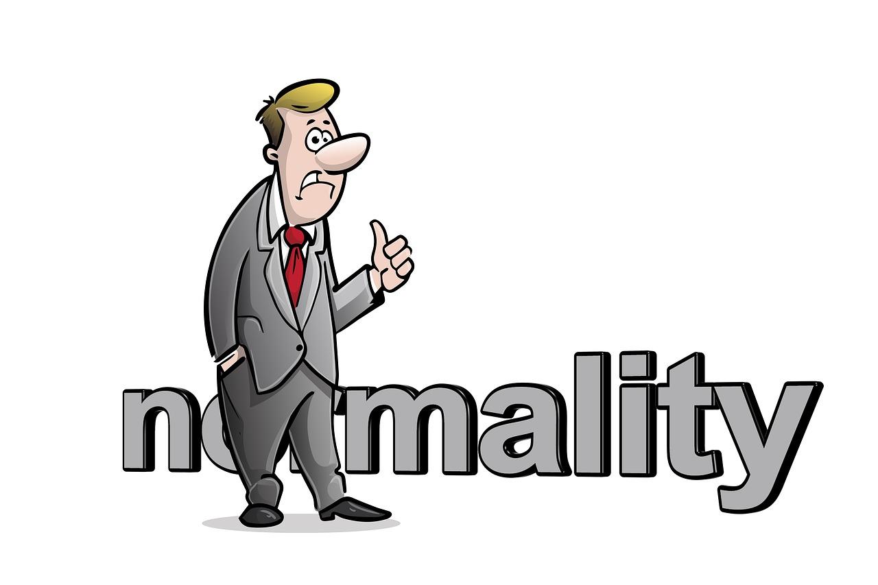 ¿Qué es normalidad? vivir y viajar