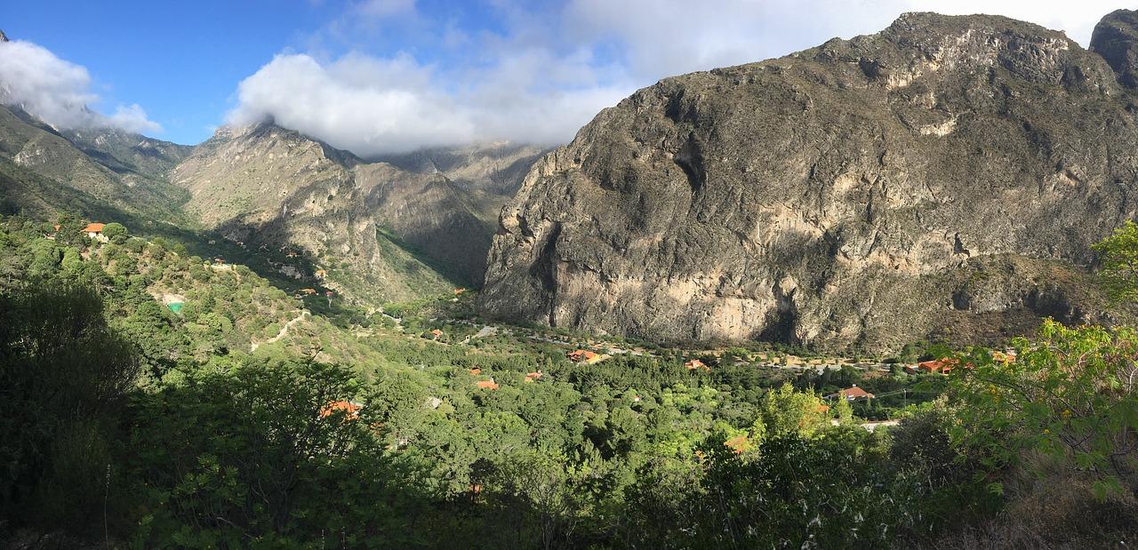 Vistas sobre la sierra - lugares que visitar en nuevo leon