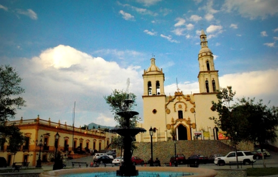 Pueblo mágico de Santiago