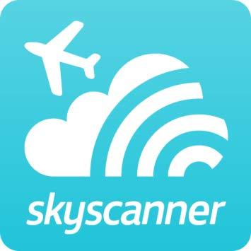Reserva a través de estos recursos viajeros: Skyscanner