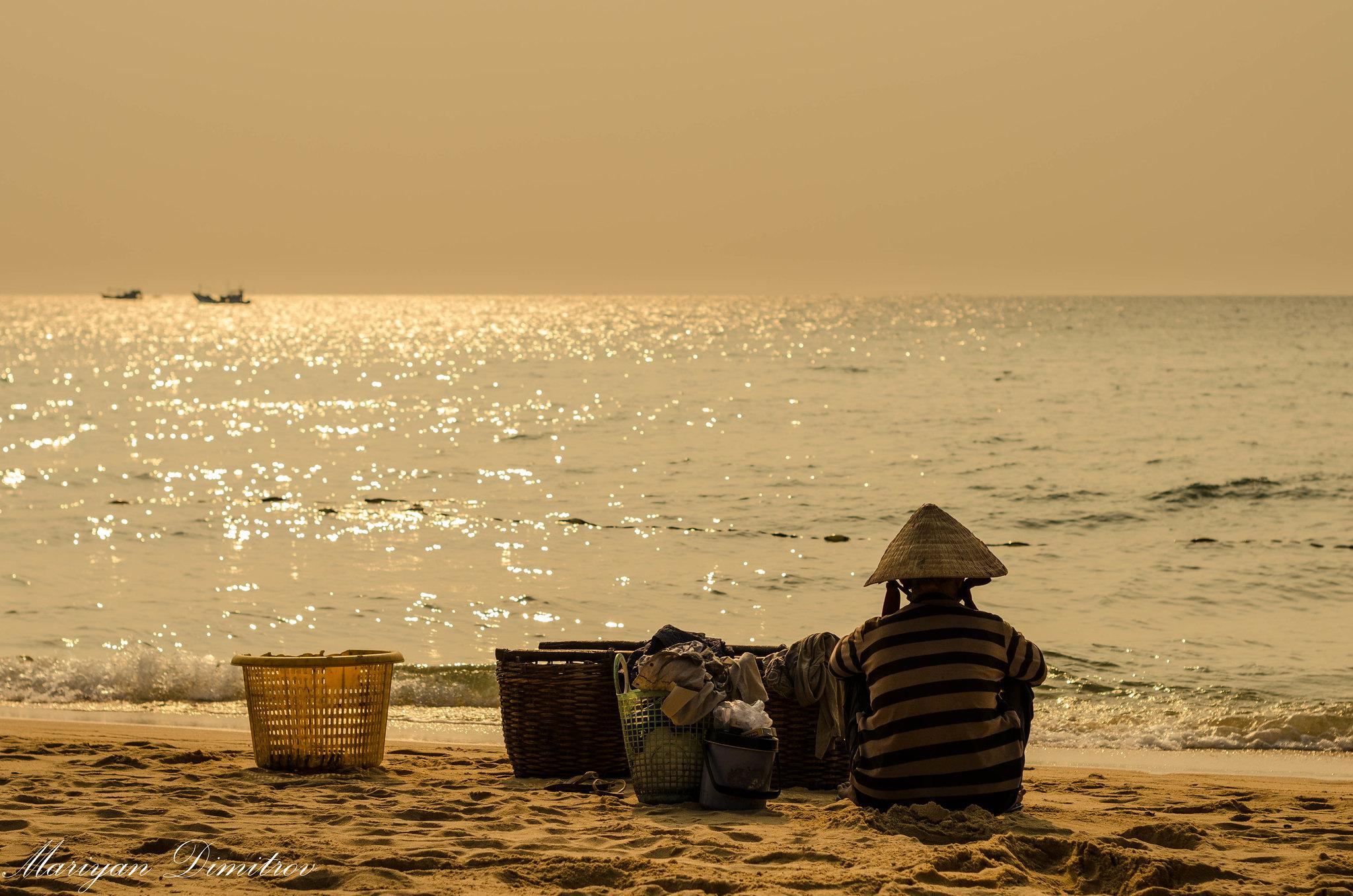 Disfrutando en soledad - viaje en solitario
