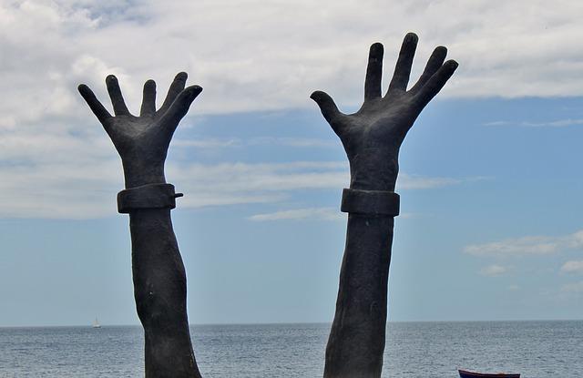 manos esclavas