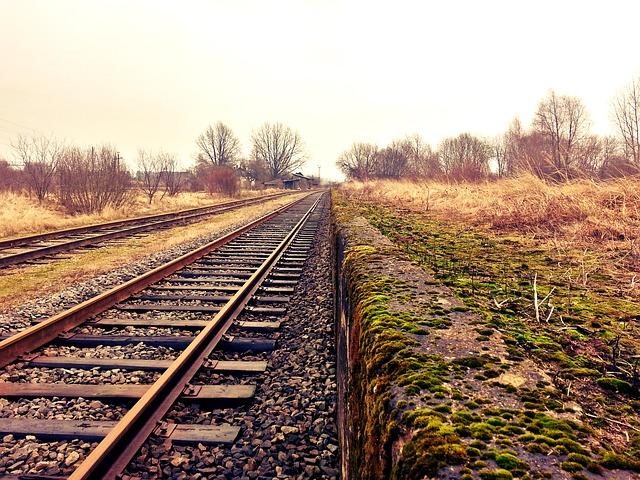 Vías de tren