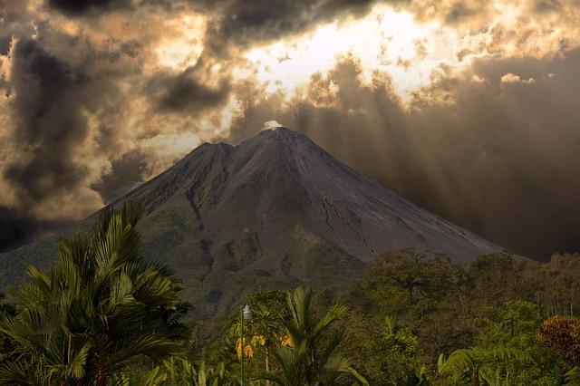 Volcán Arenal - costa rica para tus vacaciones