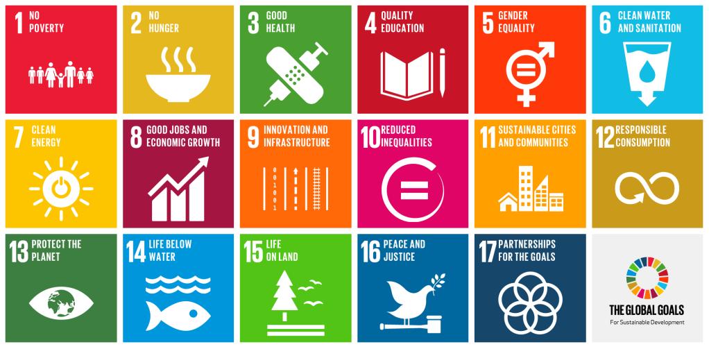objetivos de la sostenibilidad