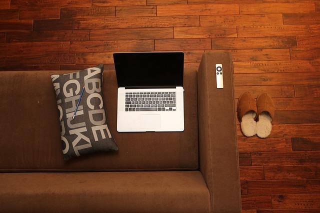 trabajar desde casa - nómada digital