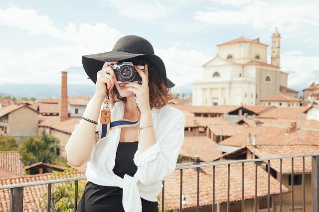 viajera y fotógrafa