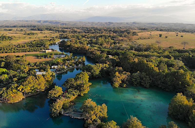lagos de colon - que ver en chiapas