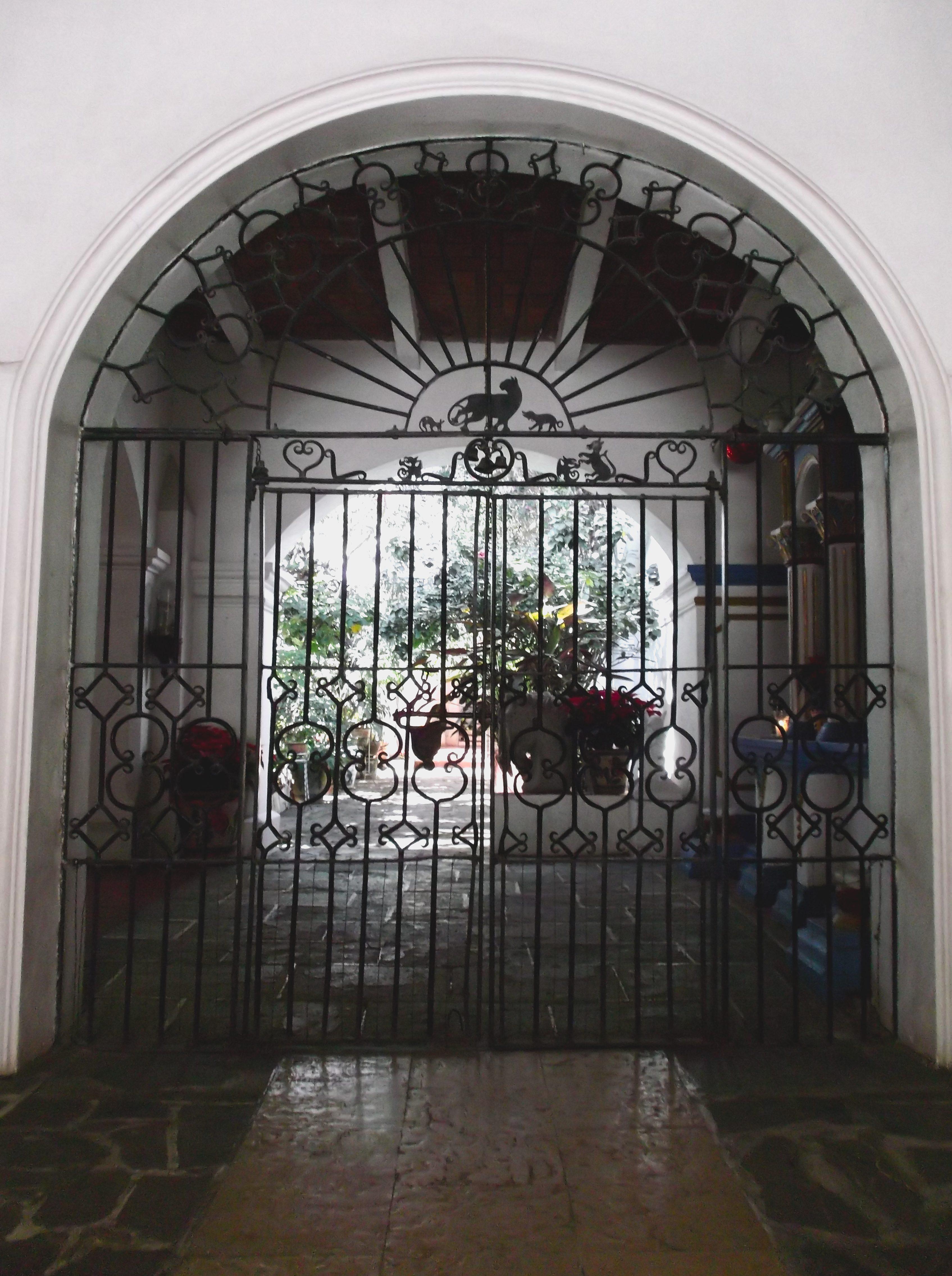 Casa de Rodolfo Morales