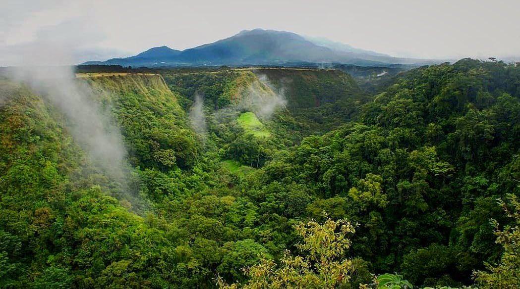 Volcán Barú - Volcanes de América Central