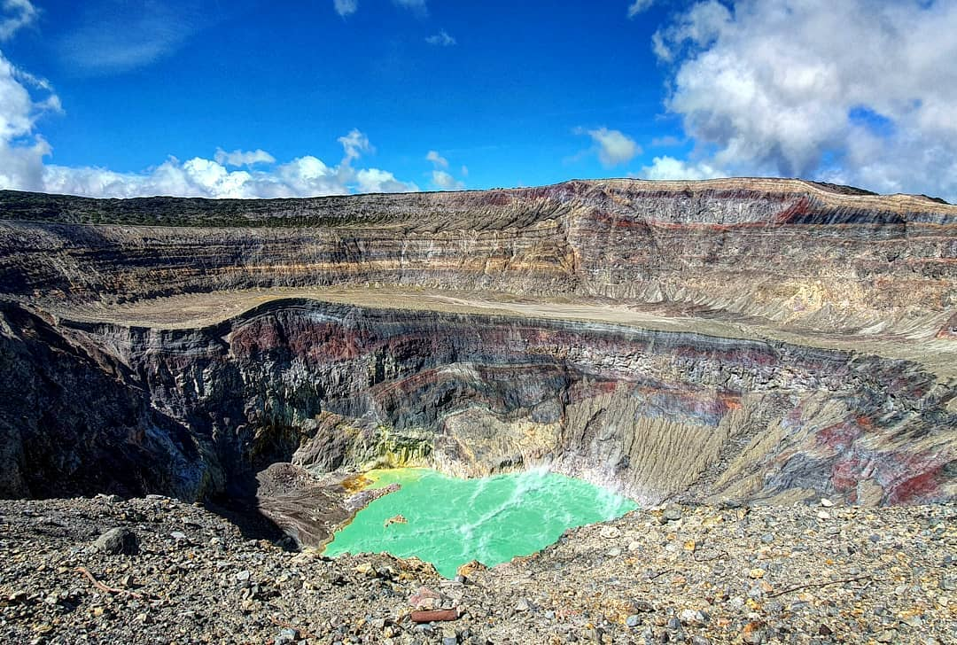 Volcanes de América Central - Santa Ana