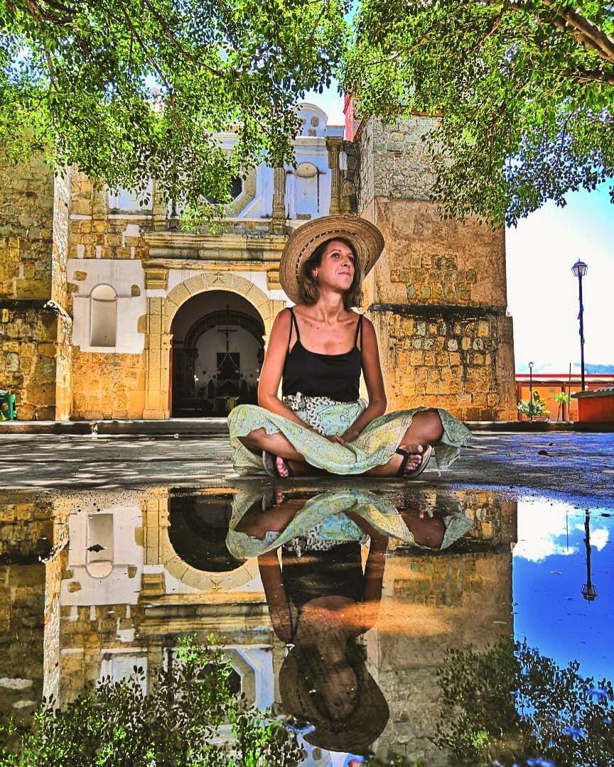 DESIRÉ EN REYES ETLA - preguntas y respuestas a mujeres viajeras