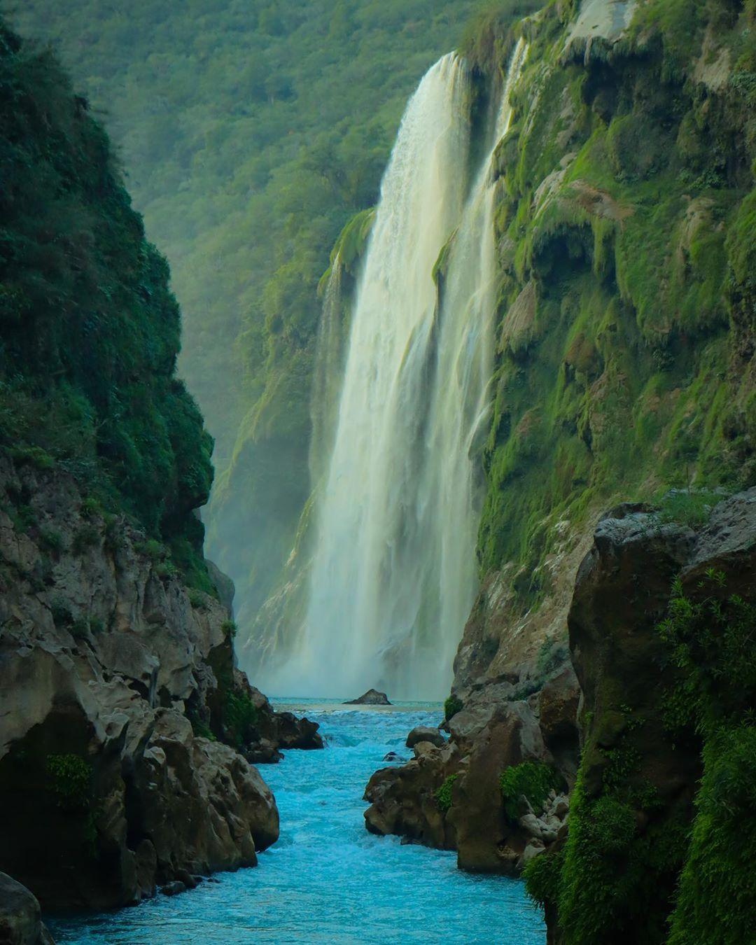 Cascada Tamul - Turismo de aventura
