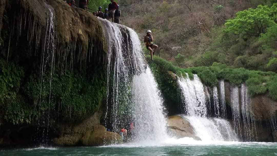 Cascada de MicosCascada de Micos