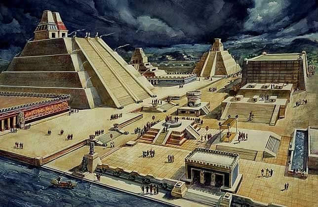 Tenochtitlán - Náhuatl