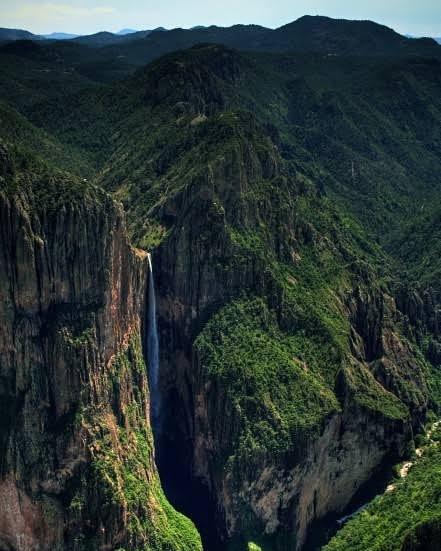 Barrancas del Cobre - turismo de aventura