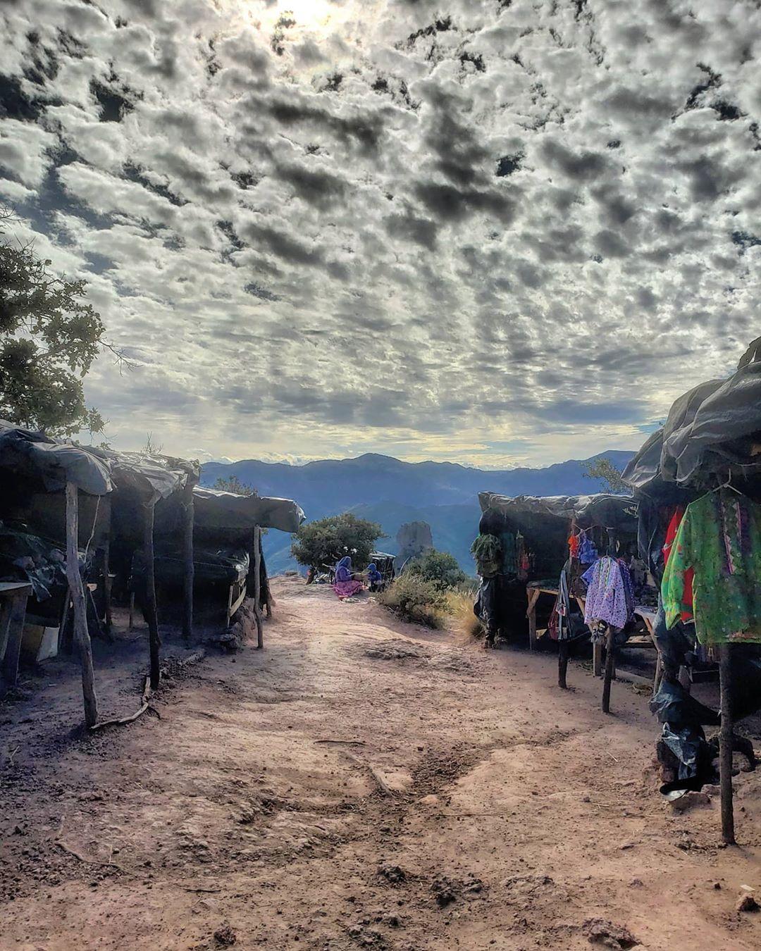 Barrancas del Cobre - Sierra Tarahumara