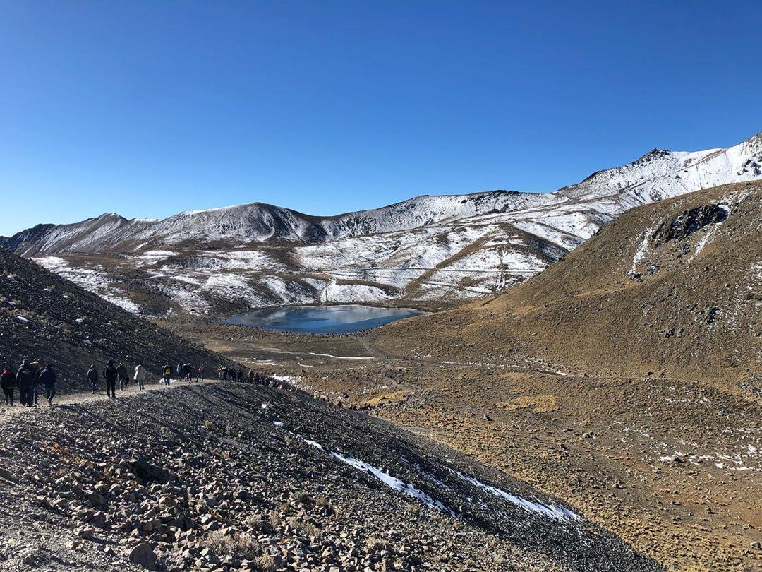 Cumbre del Nevado de Toluca