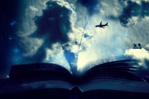 Volar la imaginación para tener inspiración para viajar
