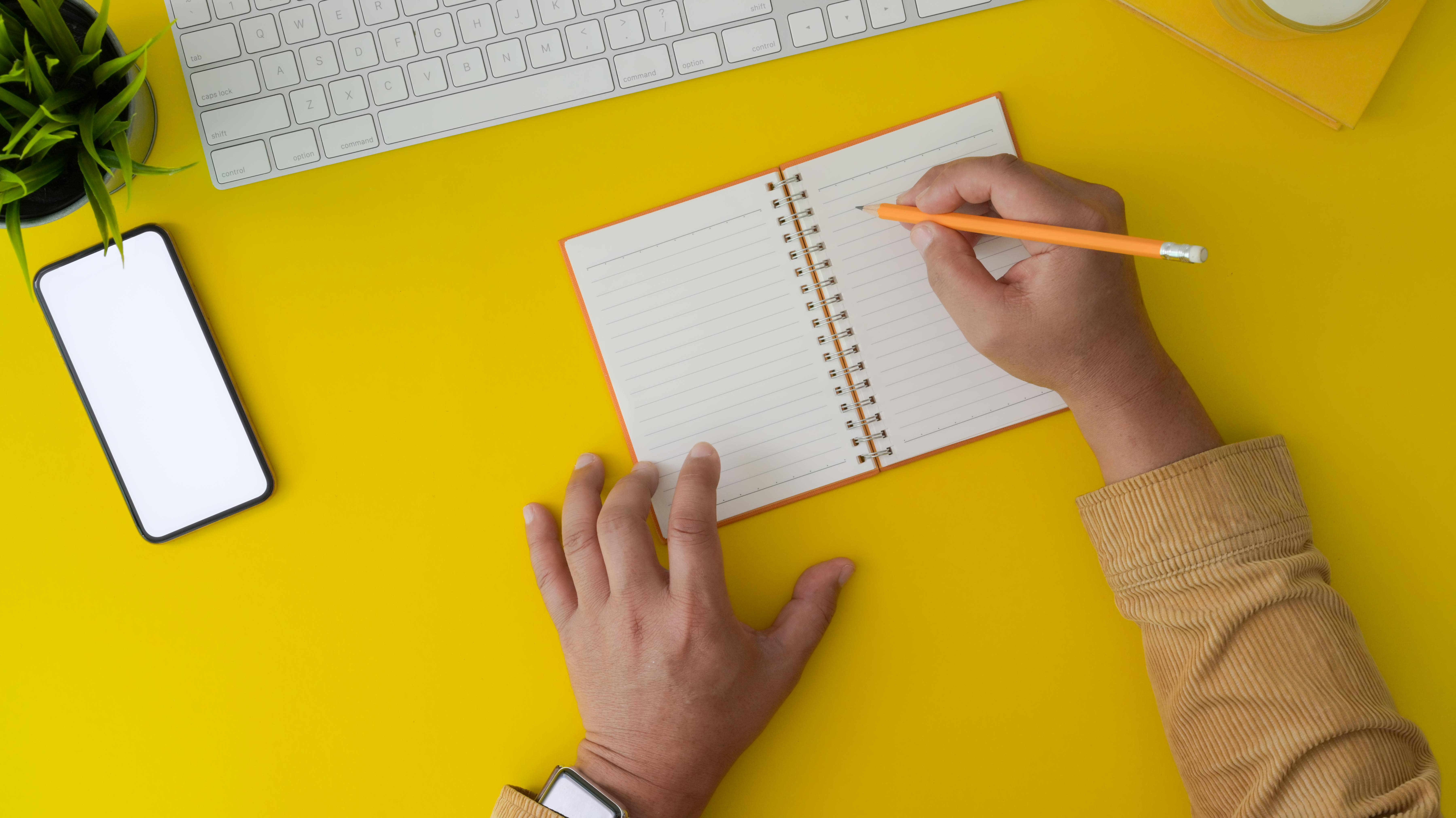 Empezando a escribir con pequeños trucos