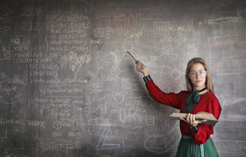 Los esquemas son importante - cómo escribir un artículo