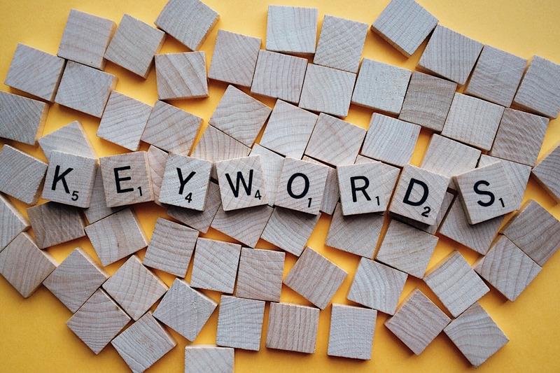 Keywords - cómo hacer un artículo