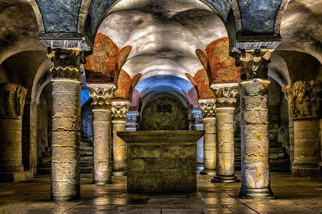 La cripta de sor juana